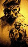 metal gear by HokutoBoy