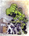 Hulk Transformation, part 3 by bgreen907