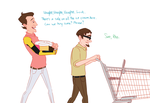 30 day otp challenge 08 - shopping by CalmingSoul