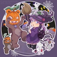 Little Berry - Halloween by 7Repose