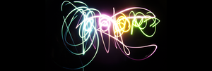 Drawing with light by KdotRizzle