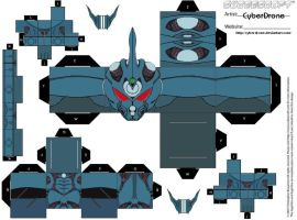 Cubee - Guyver by CyberDrone