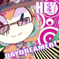 HEY, DAYDREAMER! by W-Lanier