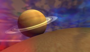 From Jupiter I See Saturn by Topas2012