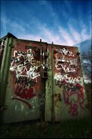 Container X-Processed by alextakesphotos