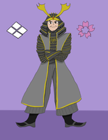 Redesigning Shakespeare - Prince Escalus by snowcloud8