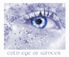 Cold Eye Of Winter by pixievamp