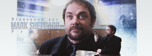 Mark Sheppard France by N0xentra