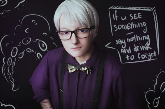 Night Vale cosplay project - 2 by Dokura-chan