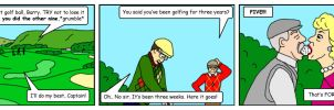 Summer Wine Comic 33 by MST3Claye
