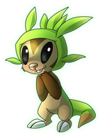 Chespin by X--O