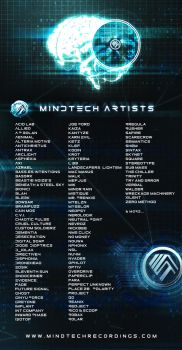 Mindtech Artists by HumanLG