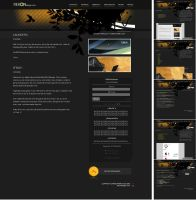 REKONdesign.com layout by kocho