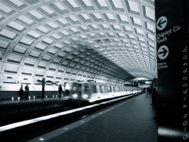 dupont circle station by bandoodie