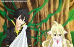 Zeref And Mavis Fairy Tail Zero 10 by Maxibostero