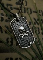 The Deadmans dogtag by flintlockprivateer