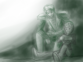 Ninjago: Never forget your childhood by witch-girl-pilar