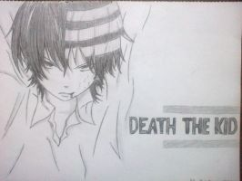 Death the Kid - Soul Eater by RSTFrame1595