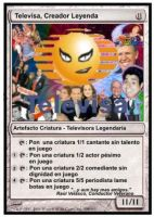 Televisa Magic Card by LoboHibiky