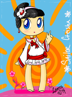 OPEN: Sailor Geisha by PrettyAdoptDesigners