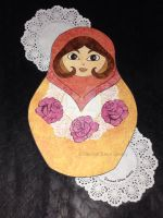 Matryoshka Doll by RG-Studios