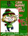 Cyber Monday Chibi Deal!!! by MadMegane