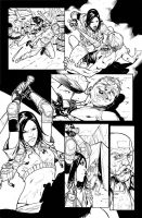 H-S SON OF SAMHAIN issue#2 page 012 ink by alucard3999