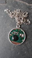 Circuit Board Necklace by PunkTrunk