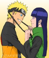 NaruHina by coolcatman777