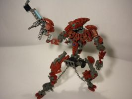Bionicle MOC: Neyiss by Shorjok