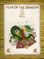Chinese Year of the Dragon by cazcastalla