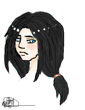MS paint drawing of crap by LibraPotato