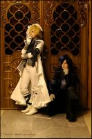 Pandora Hearts - Waiting by maikangwiel