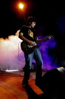 Bambo at Rock D Fort 1 by bumariffin