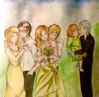 CoHF wedding scene by amzzz123