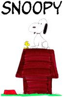 Snoopy by StevenEly