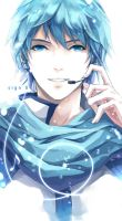 Kaito - sign 0 by myhilary