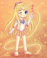 Chibi Sailor Venus by Nawal
