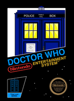 Nintendo: NES DOCTOR WHO The Game by Silverhammer37