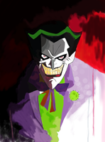 The Joker by TheMerthyrRiot