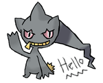 Banette Says... by L3M0NL1M3