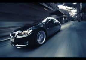 BMW 335 - ROLLING SHOT 1 by dejz0r