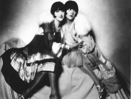 vintage Stock - Dolly Sisters8 by Hello-Tuesday