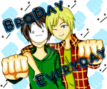 BroDay Everyday by DistanceDreamer18
