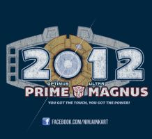Vote Prime Magnus by ninjaink