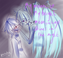 .::Not mine::. by EvilPink95