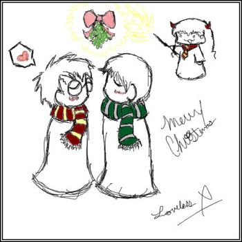 A Hogwarts Christmas by myhappilyeverafter