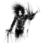 Edward-scissorhands-msc by Karbonk
