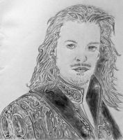 Lord Darken Rahl - Master of D'Hara by Darkendrama