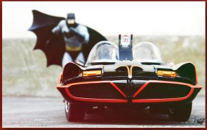 to the batmobile by jhaboom